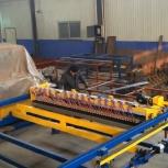 Станок для производства 3D заборов и ограждений, Ижевск