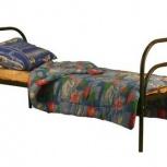 Кровати металлические от производителя економ для хостелов, Ижевск